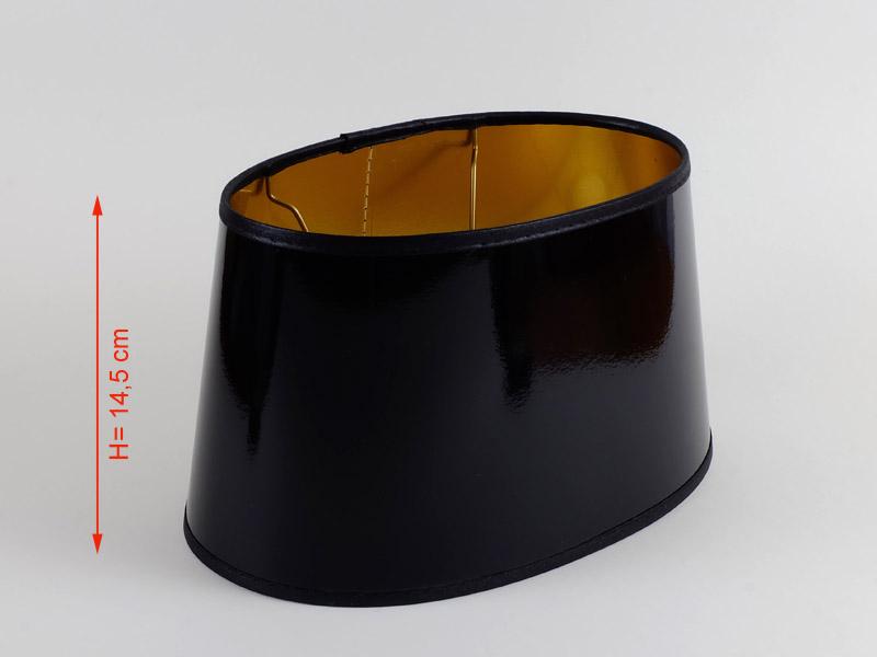 oval schwarz gold. Black Bedroom Furniture Sets. Home Design Ideas
